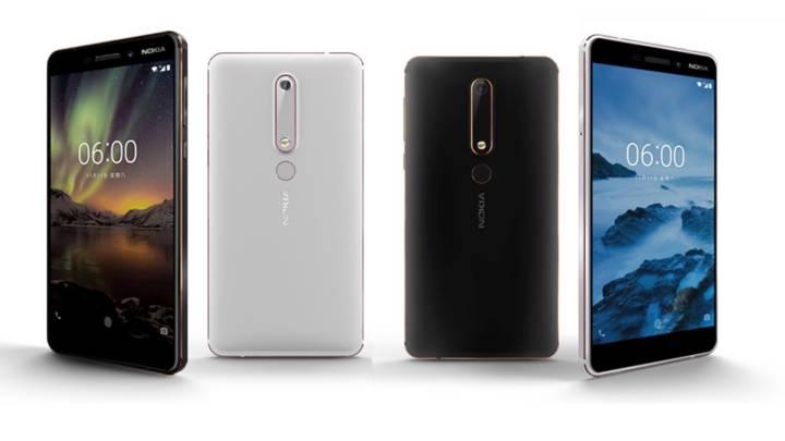 Nokia 6 2018 Release Date