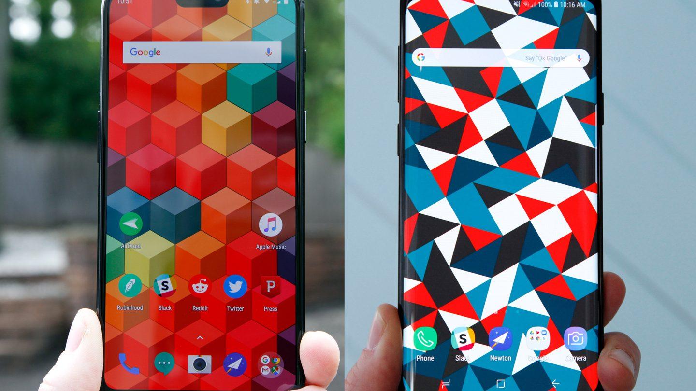 OnePlus 6 Vs Galaxy S9