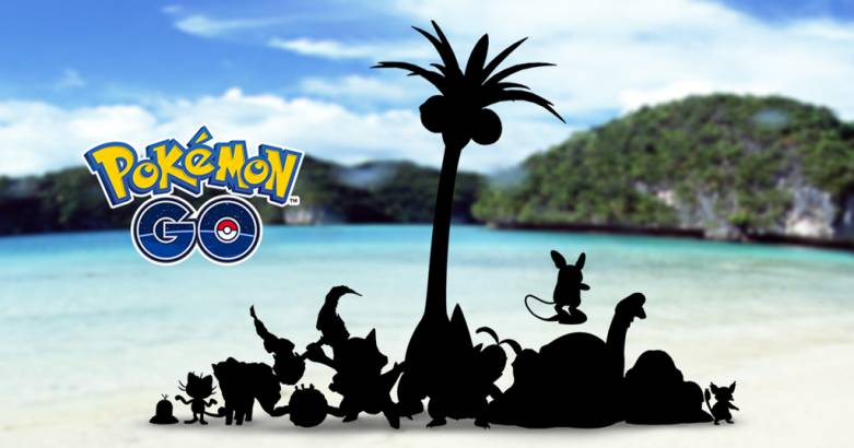 Pokemon Go: Alolan forms