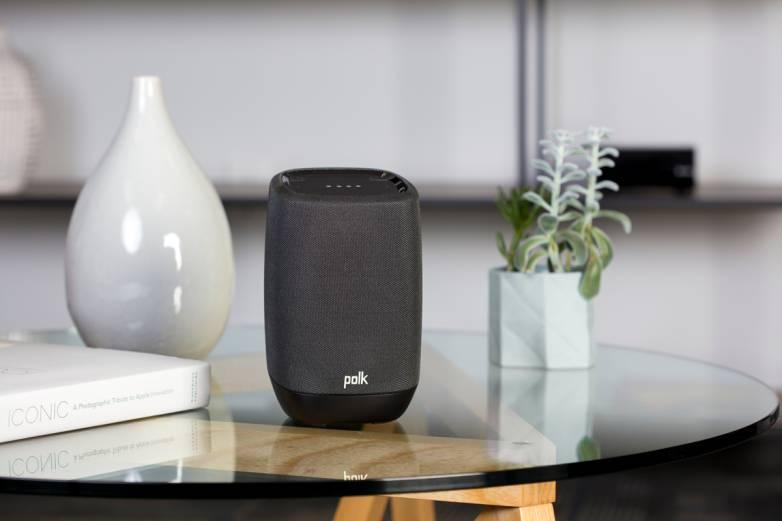 Polk Assist smart speaker vs Google Home