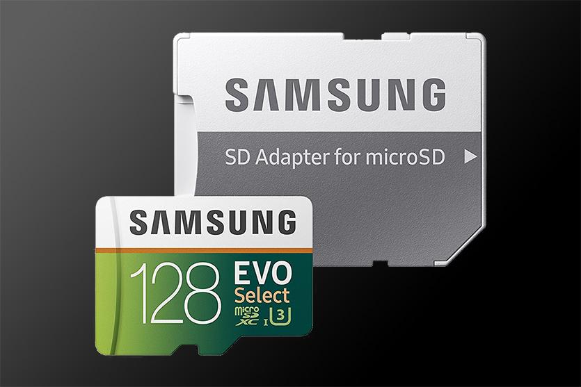 Samsung MicroSD Card Sale