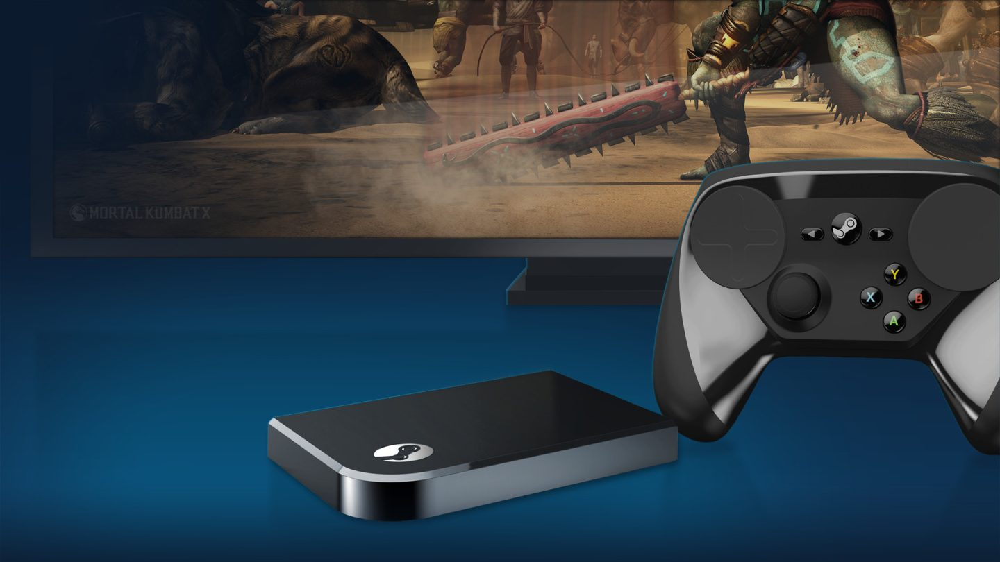 Steam Link for iPhone