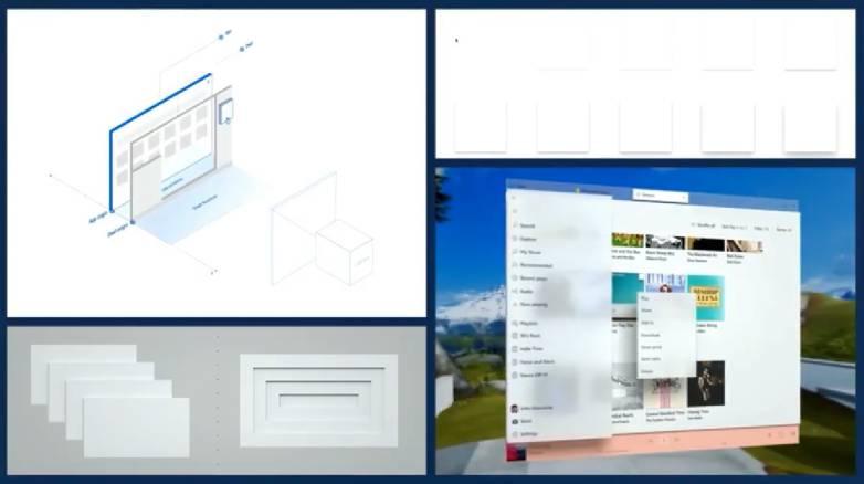 Microsoft: Fluent Design changes
