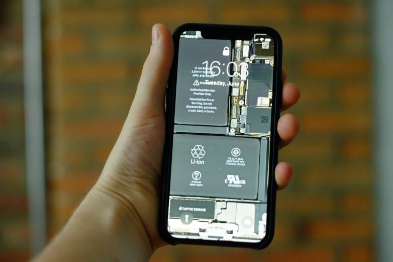iPhone X screenshot issue disable: iOS 12 new features