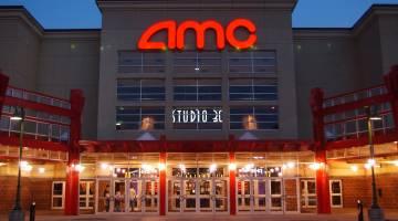 AMC Theatres shut down