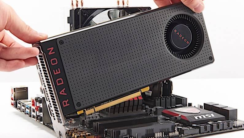 AMD Radeon Vega Instinct