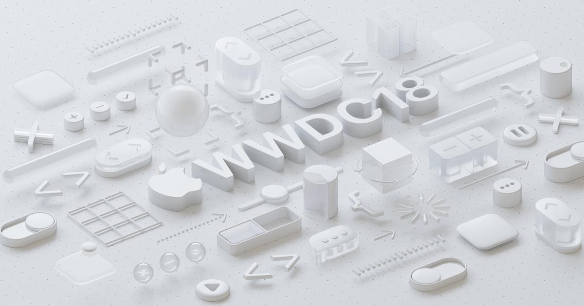 WWDC 2018 live stream