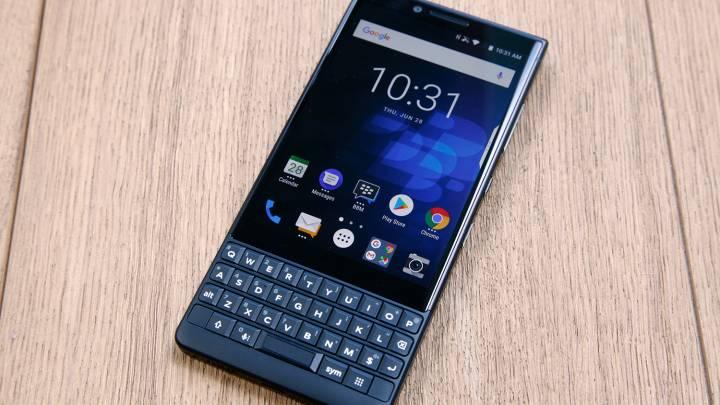 BlackBerry KEY2 Review