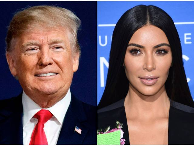 Trump treats pardon like a reality TV show