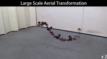 DRAGON drone video