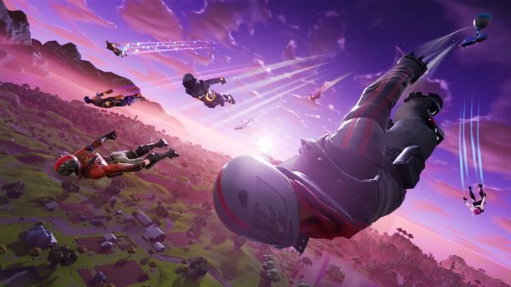 Fortnite PS4 cross-play
