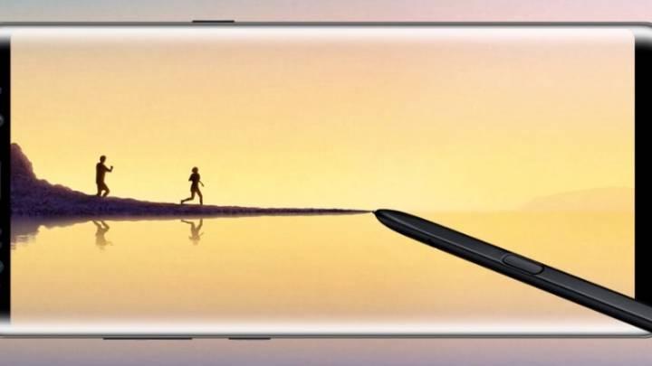 Galaxy Note 9 design