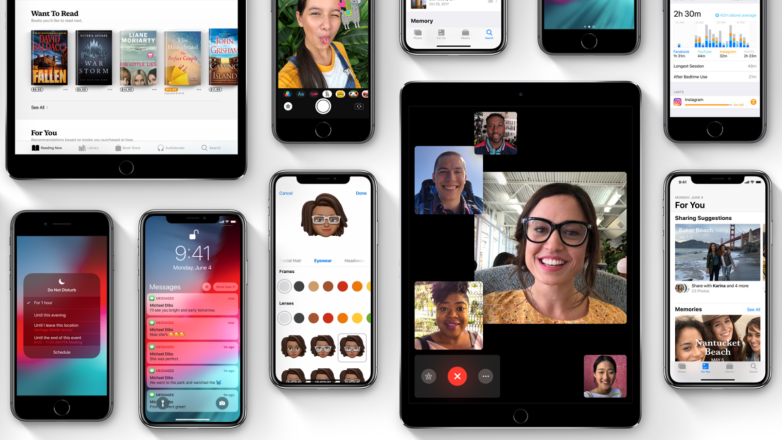 iOS 12 Developer beta 4
