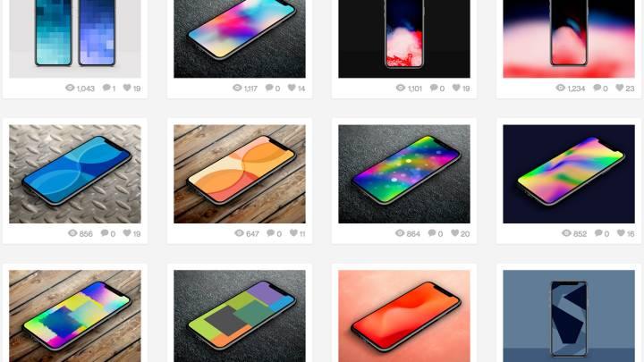 iPhone X Wallpaper HD Download Free