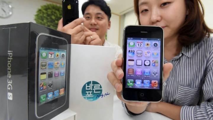 iPhone 3GS Sale