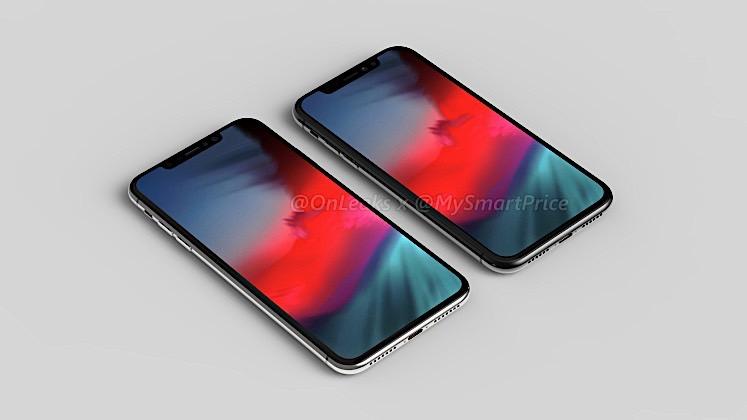 iPhone X 2018 Rumors