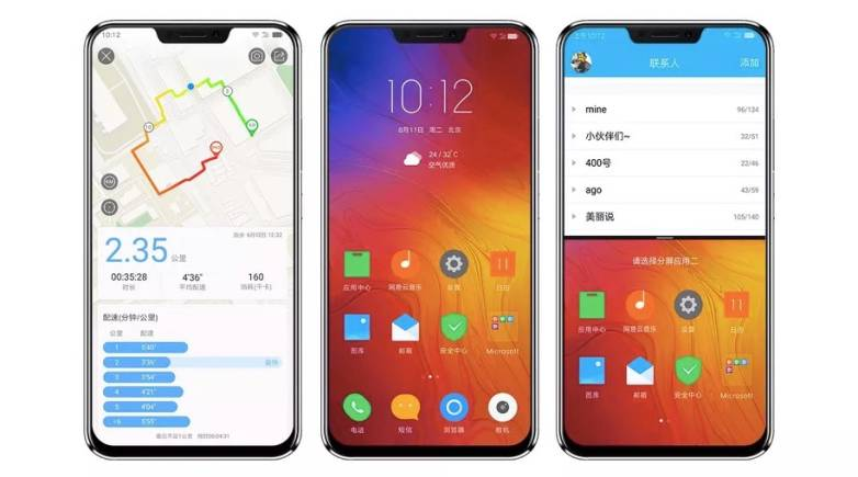 Lenovo Z5 vs. iPhone X