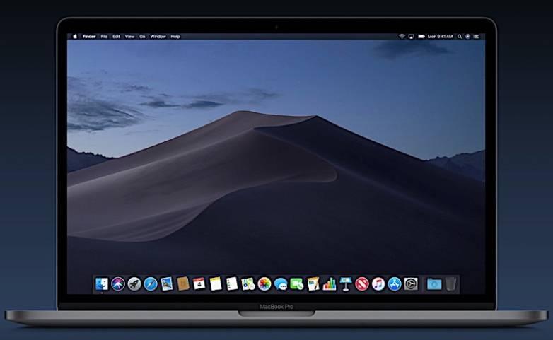 macOS Mojave Dark Mode Toggle