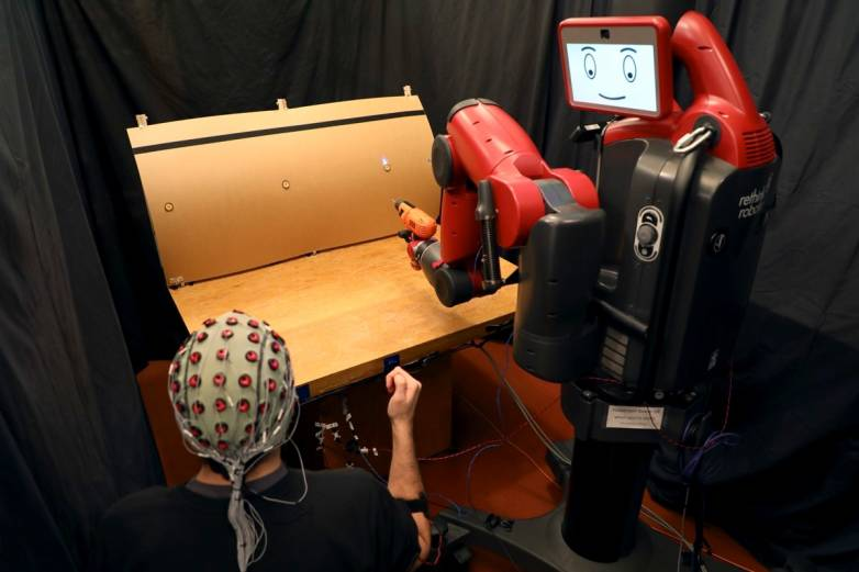 MIT CSAIL Robots