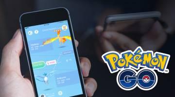 Pokemon Go: Trading