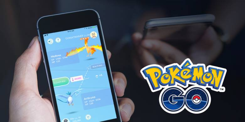 Pokemon Go: Trading