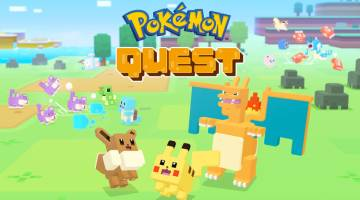 Pokemon Quest: Free download