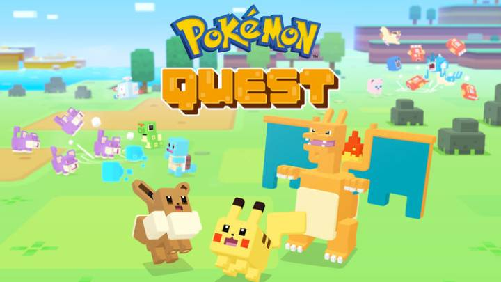 Pokemon Quest: Free download