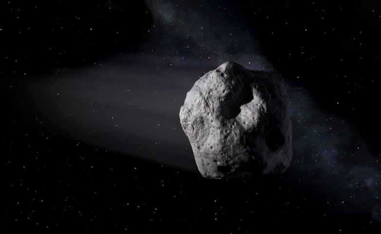 asteroid impact 2018 la