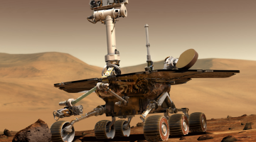 opportunity rover status