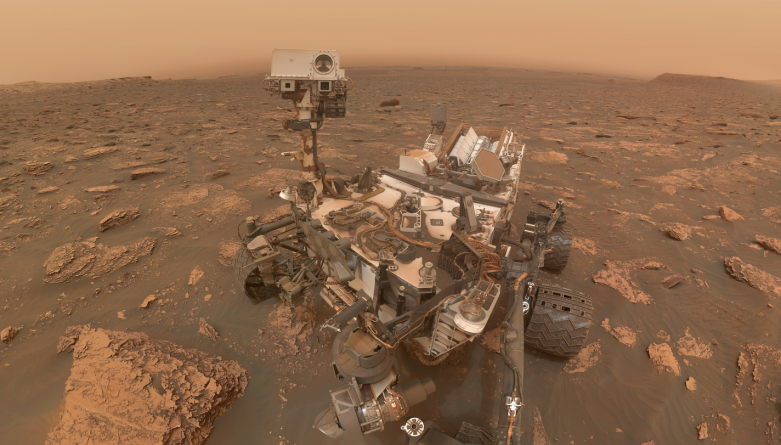 curiosity rover happy birthday