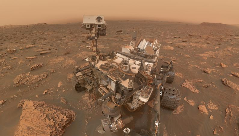 curiosity rover problem