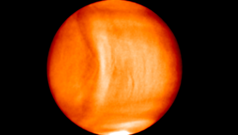 venus rotation speed