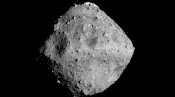 ryugu asteroid arrival