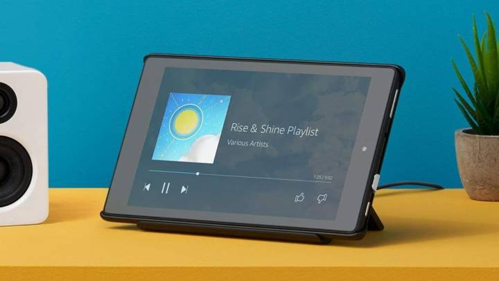 Amazon Fire HD tablet Show Mode