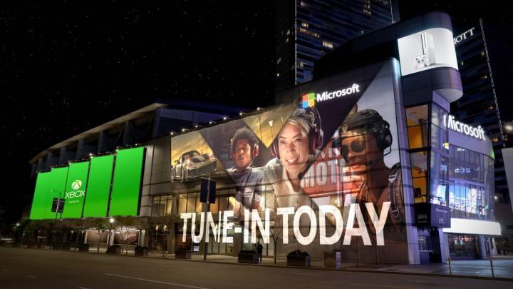 Microsoft E3 2018 press conference