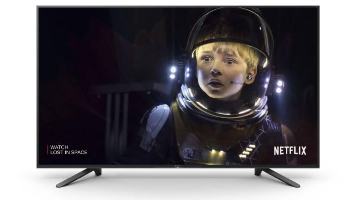 Sony master series 4K TV