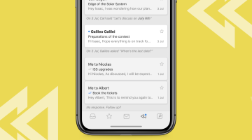 Best email app for iOS: Newton