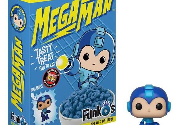 Funko pop cereal