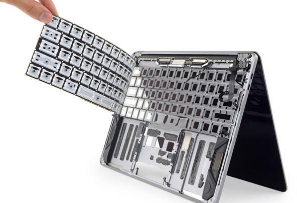 MacBook Pro keyboard problems, fixes
