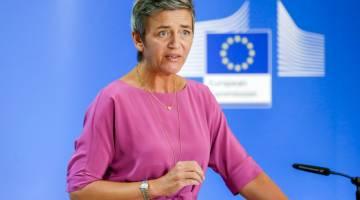 European Commission fine price fixing