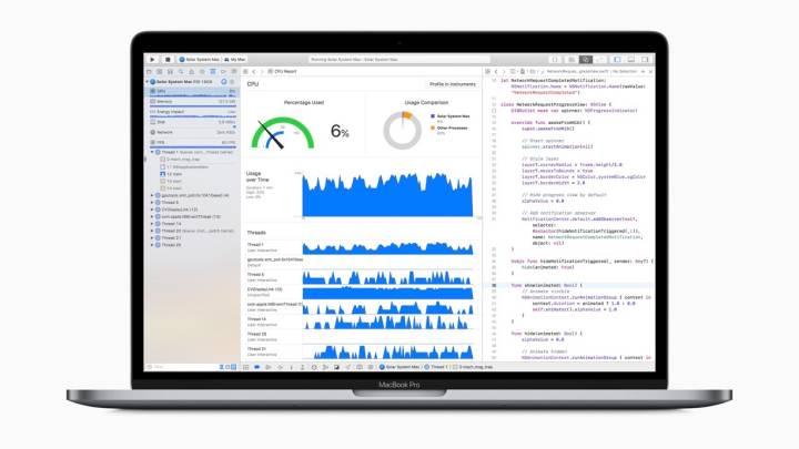 MacBook Pro 2018 thermal throttling