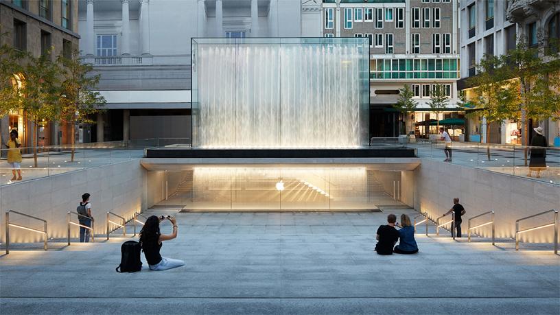 Milan Apple Store