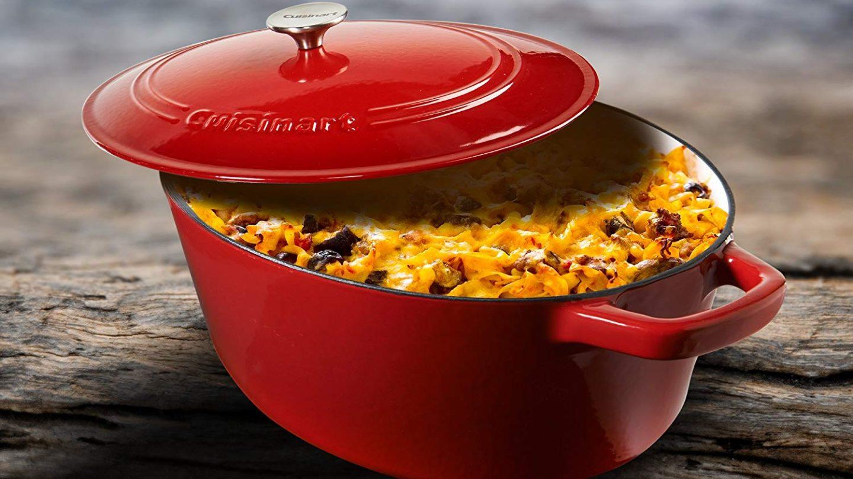 Cuisinart Cast Iron Cookware