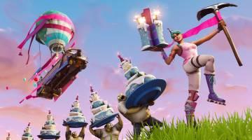 Fortnite birthday challenges