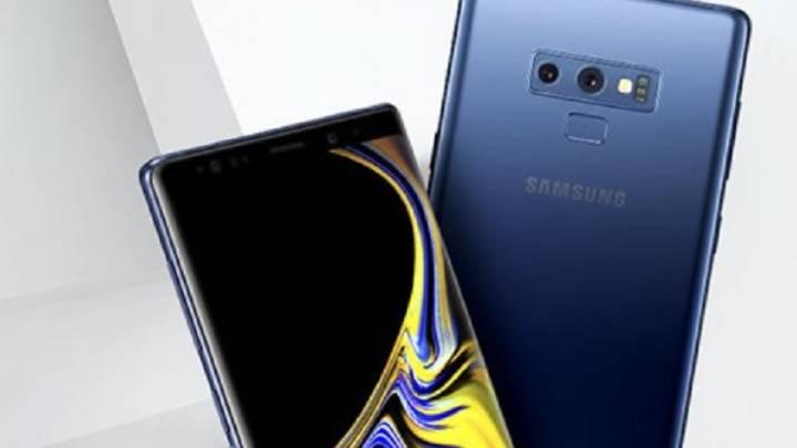 Galaxy Note 9 image leak