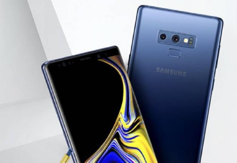 Galaxy Note 9 image leak