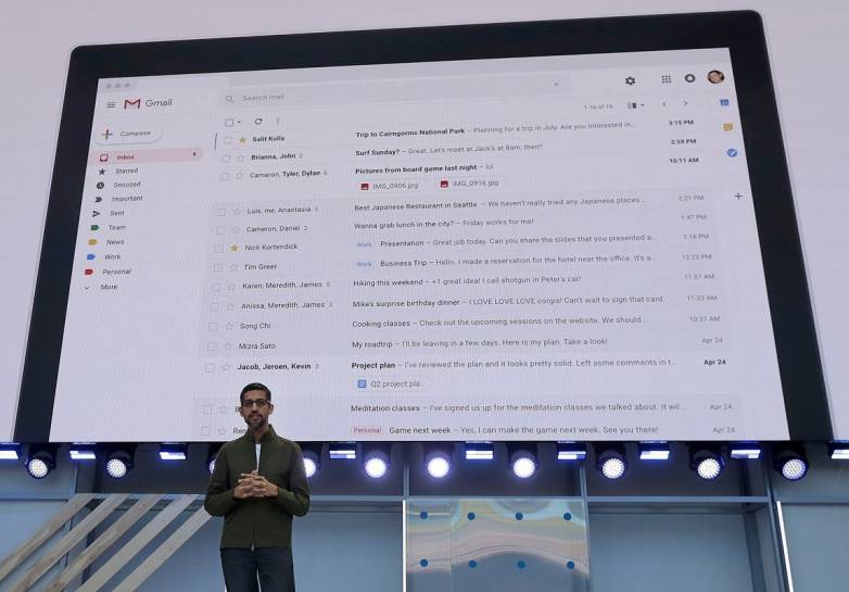 Google Search Android App