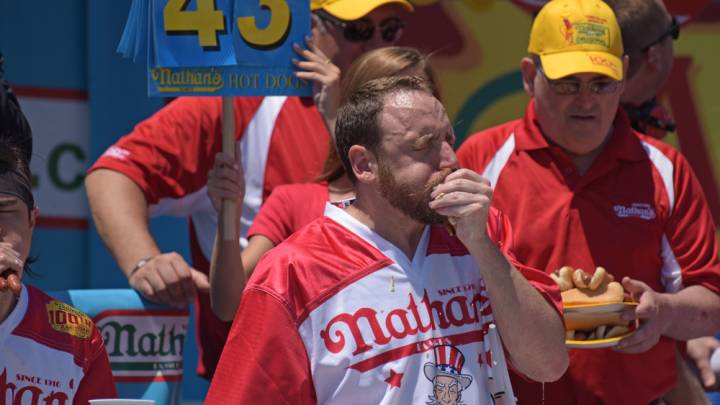 How To Watch Hot Dog Eating Contest
