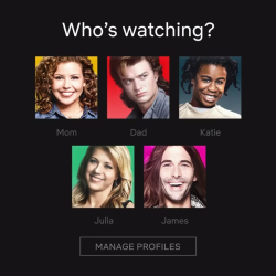 Netflix Shuffle Play