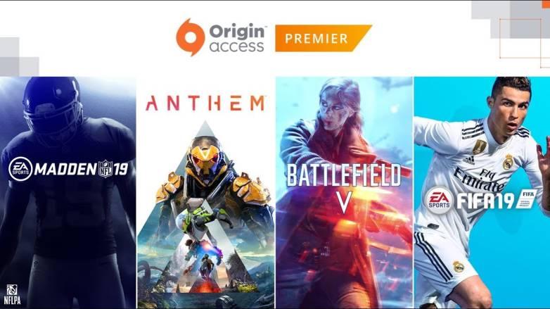 EA Origin Access Premier